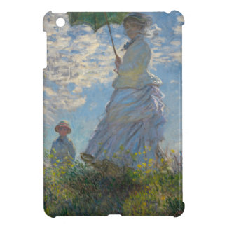 Monet's Woman with a parasol Cover For The iPad Mini