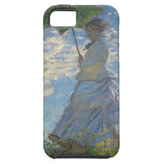 Monet's Woman with a parasol iPhone 5 Case