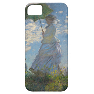 Monet's Woman with a parasol iPhone 5 Cases