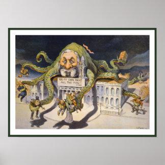 Money and Politics Poster