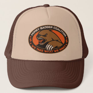 Money Badger Coalition Hat