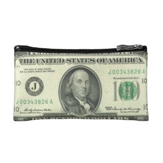 Money Bag Makeup Bags