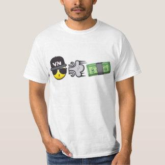 Money Blower T-Shirt