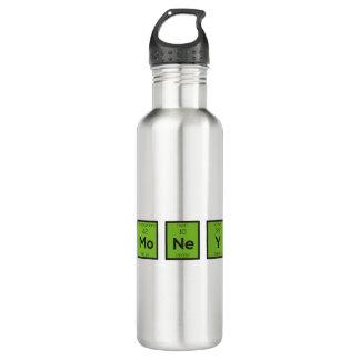 Money Chemical Element Funny Z3z08 710 Ml Water Bottle