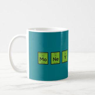 Money Chemical Element Funny Z3z08 Coffee Mug