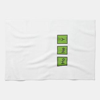 Money Chemical Element Funny Z3z08 Kitchen Towel