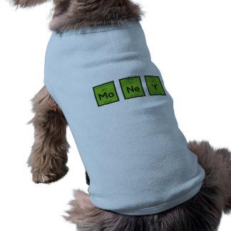 Money Chemical Element Funny Z3z08 Pet Tshirt