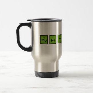 Money Chemical Element Funny Z3z08 Travel Mug