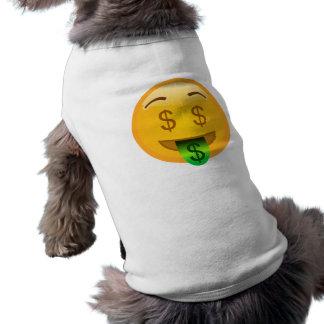 Money Emoji Pet Clothes