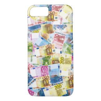 Money Euro Wealth Rich I Phone 6 Case