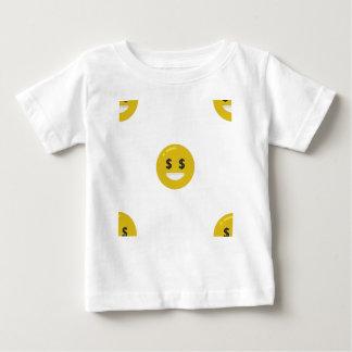 money eye emoji baby T-Shirt