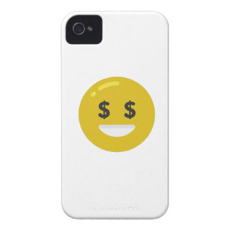 money eye emoji Case-Mate iPhone 4 cases