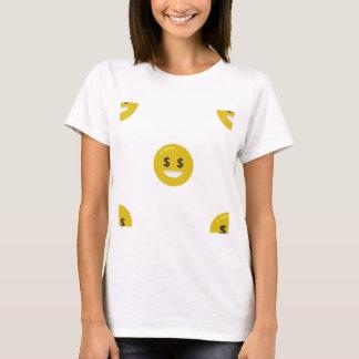 money eye emoji T-Shirt
