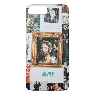 MOney Fashion Collage iPhone 8 Plus/7 Plus Case