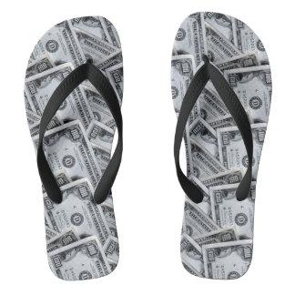 Money Flip Flops