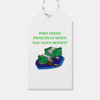MONEY GIFT TAGS