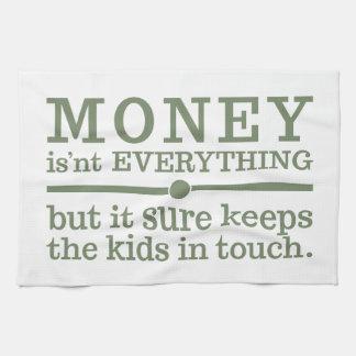 MONEY hand towels