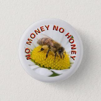money honey 1 inch round button