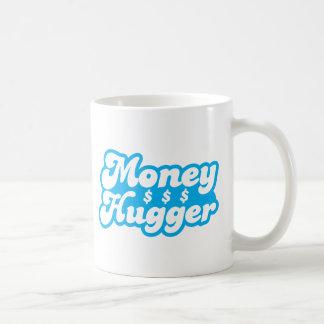 Money Hugger Coffee Mug