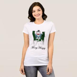 Money Hungry Hippo T-Shirt