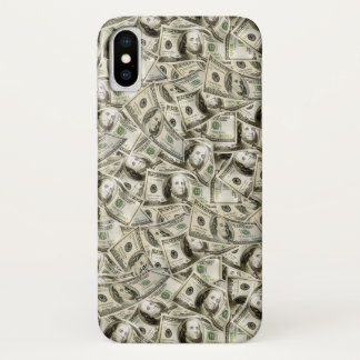 Money in The Straw iPhone Case