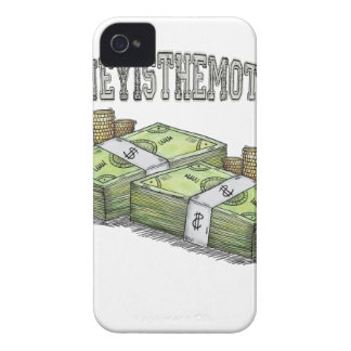 Money is the Motive Collection Case-Mate iPhone 4 Case