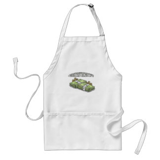 Money is the Motive Collection Standard Apron