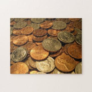 MONEY JIGSAW PUZZLE