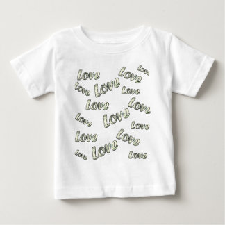 Money love pattern baby T-Shirt