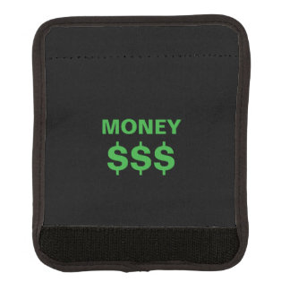 Money Luggage Handle Wrap