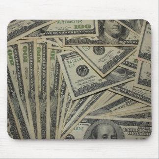 Money Mousemat Mouse Pad