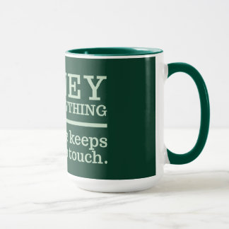 MONEY mugs - choose style & color