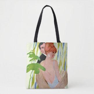 Money On Her Mind Tote Bag