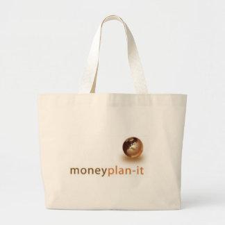 Money Plan-it Jumbo Tote Bag