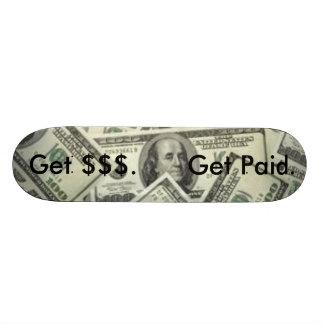 Money Skateboard