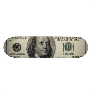 moneY Skateboard Deck