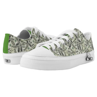 Money Style Tennis Shoes