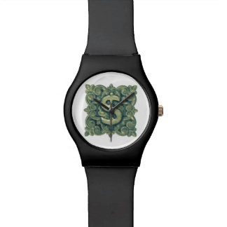 Money Symbol Ornament Watch