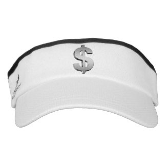Money symbol visor
