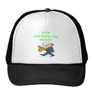 MONEY TRUCKER HAT