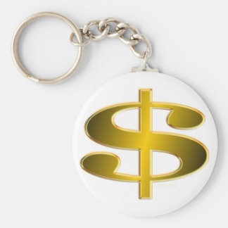 Money -- USA Dollar Keychain