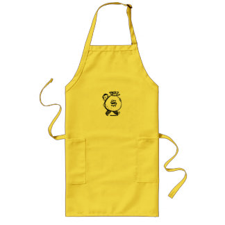 moneyboy long apron