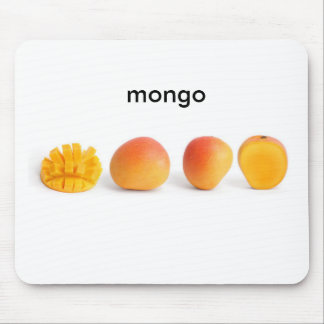 Mongo Mousepad