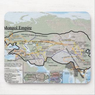 Mongol Empire Mousemat Mouse Pad