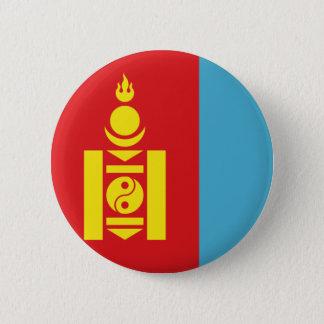 mongolia 2 inch round button