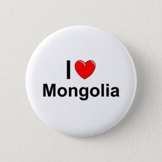 Mongolia 2 Inch Round Button