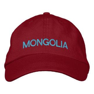 Mongolia Adjustable Baseball Hat