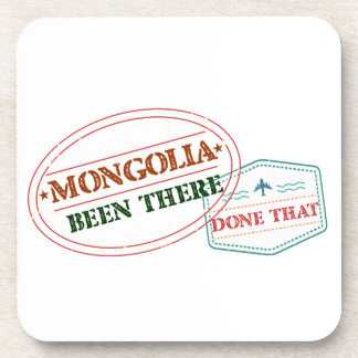 Mongolia Been There Done That Coaster