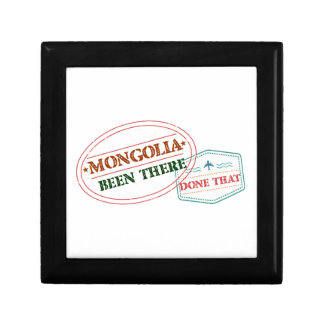 Mongolia Been There Done That Gift Box