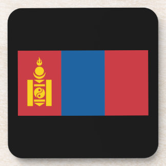 Mongolia Coasters
